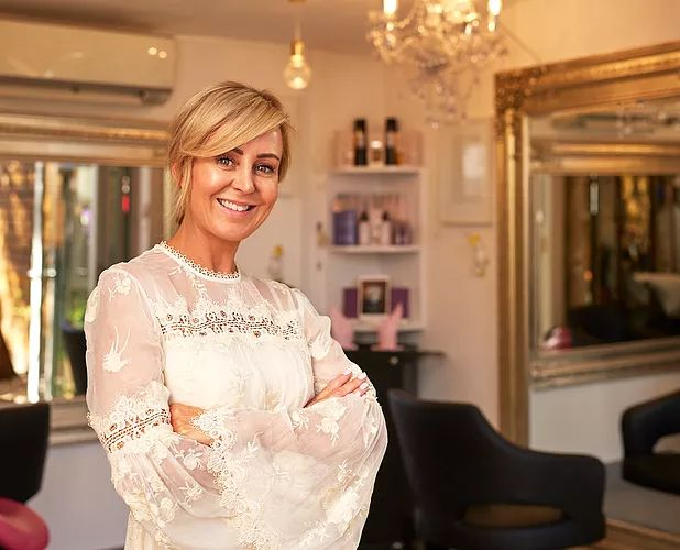 Sydney Hairdresser Deb Bradshaw of Balmain Rozelle salon Hair Angel offers business coaching mentorship for studio owners