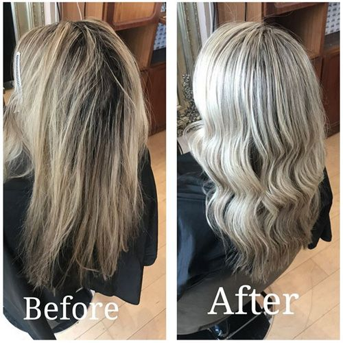 Good Top Best Sydney hairdressers before and after photos client results reveiws testimonials Hair Angel Balmain salon Rozelle studio blonde hair specialist precision cuts styles bridal styling balayage & colouring location near me inner west suburbs